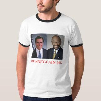 Romney-Caín 2012 Poleras