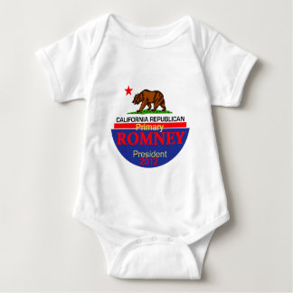 Romney CALIFORNIA Baby Bodysuit