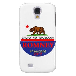 Romney CALIFORNIA Galaxy S4 Case