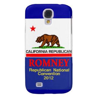 Romney CALIFORNIA RNC Samsung Galaxy S4 Case