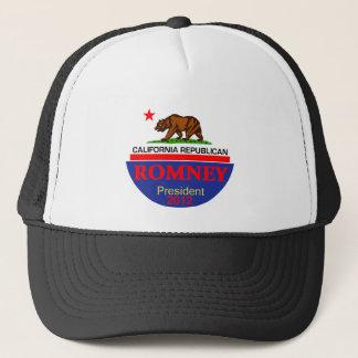 Romney CALIFORNIA Trucker Hat