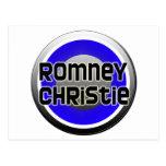 Romney Christie 2012 Postales
