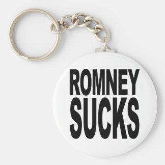 Romney chupa llaveros personalizados