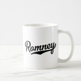 Romney Coffee Mug