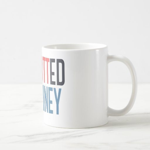 Romney confiado tazas