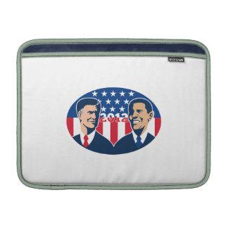 Romney contra las elecciones americanas 2012 de Ob Fundas MacBook