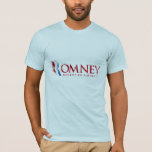 Romney - crea en América .png (rojo) Playera