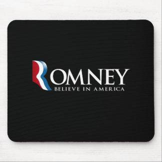 Romney - crea en América - Tapete De Ratones