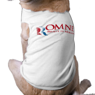 Romney - crea en el Mormonism Faded png Ropa Macota
