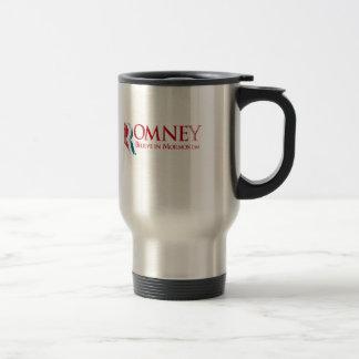 Romney - crea en Mormonism.png Tazas De Café