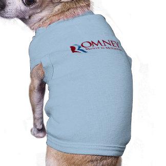 Romney - crea en Mormonism Camisetas De Perro
