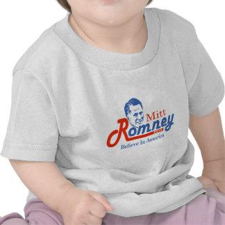 Romney cree camiseta