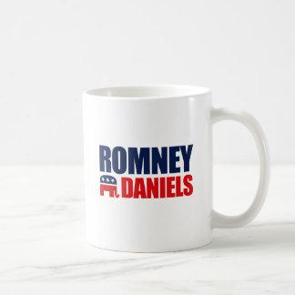 ROMNEY DANIELS TICKET 2012 COFFEE MUG