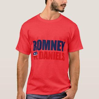 ROMNEY DANIELS TICKET 2012 T-Shirt