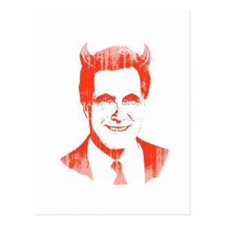 Romney Devil.png Postcard
