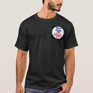 Romney Dont Blame Me T-Shirt