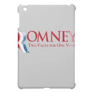 Romney - dos caras para un voto Faded png