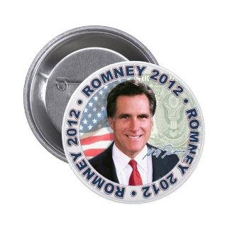 Romney Economy Fix Button