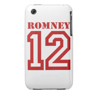 ROMNEY EN 12 iPhone 3 Case-Mate COBERTURA