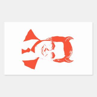 Romney es el diablo etiquetas