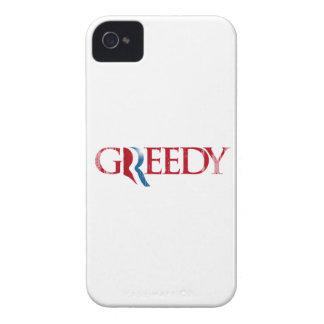 Romney es Faded.png codicioso iPhone 4 Case-Mate Fundas