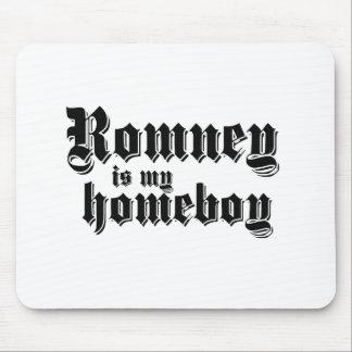 ROMNEY ES MI HOMEBOY TAPETE DE RATÓN