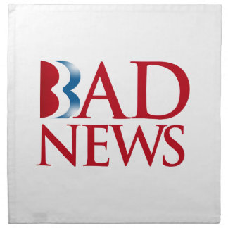 Romney es mún News.png Servilleta Imprimida