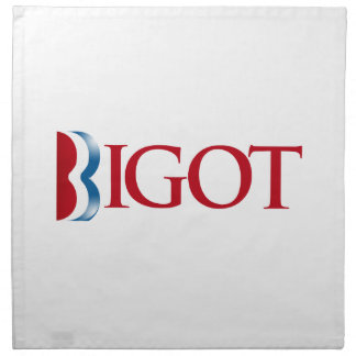 Romney es un fanático - .png servilletas de papel