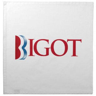 Romney es un fanático - png servilletas de papel