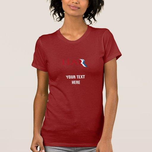 Romney es un mentiroso camiseta