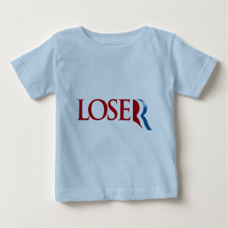 Romney es un perdedor playeras