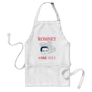 Romney Fail Adult Apron