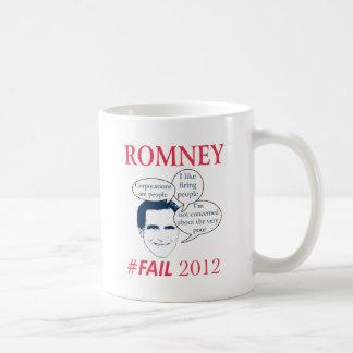 Romney Fail Mugs