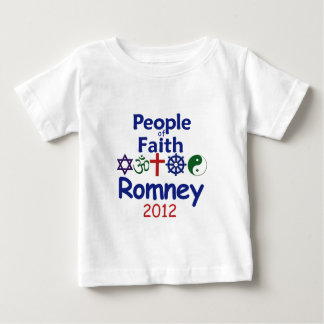 ROMNEY FAITH BABY T-Shirt