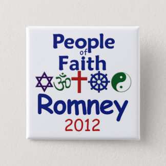 ROMNEY FAITH BUTTON