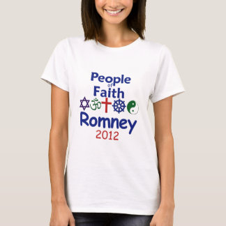 ROMNEY FAITH T-Shirt
