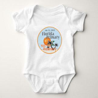 Romney Florida Baby Bodysuit