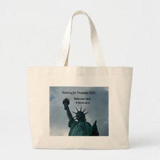 Romney for President 2012 Large Tote Bag