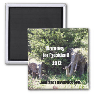Romney for President - 2012 Magnet