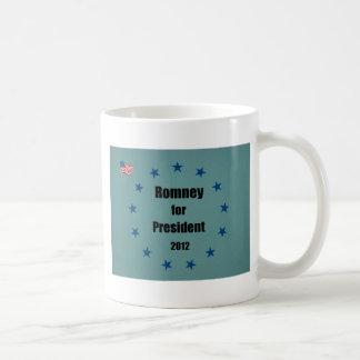 Romney for President - 2012 Mug