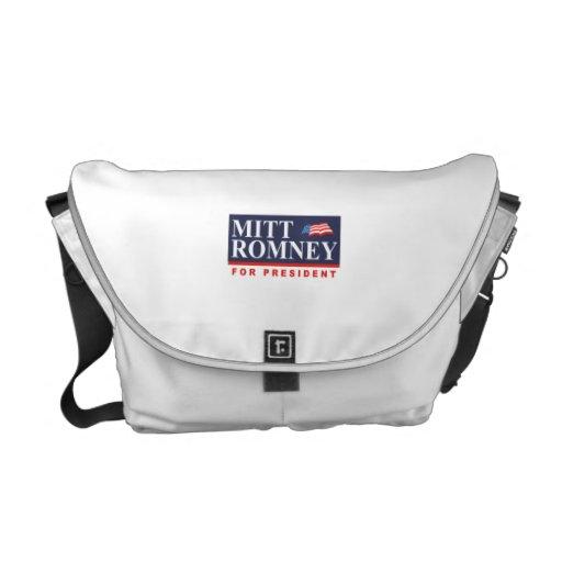ROMNEY FOR PRESIDENT (Banner) Commuter Bag