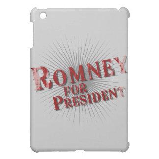 ROMNEY FOR PRESIDENT Burst png iPad Mini Covers