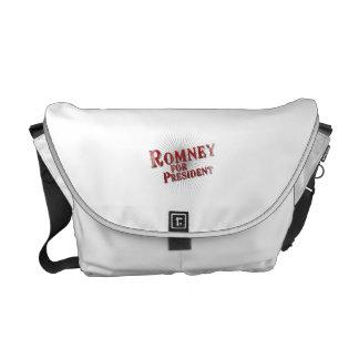ROMNEY FOR PRESIDENT (Burst).png Commuter Bag