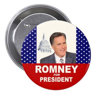 Romney for President Pins