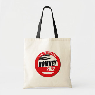 ROMNEY FOR PRESIDENT BUTTON BAGS