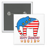 Romney for President Buttons
