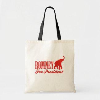 ROMNEY FOR PRESIDENT (Gothic) Bag