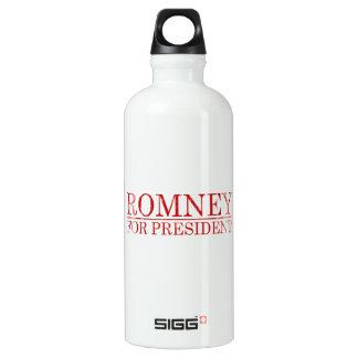 ROMNEY FOR PRESIDENT (Red) SIGG Traveler 0.6L Water Bottle