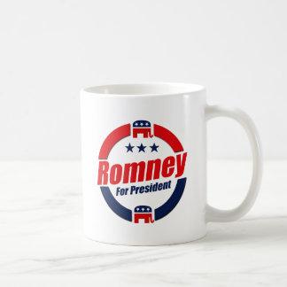 ROMNEY FOR PRESIDENT (Republican) Coffee Mug
