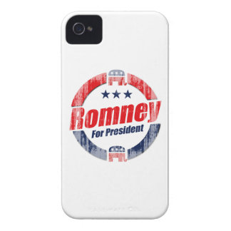 ROMNEY FOR PRESIDENT (Republican).png iPhone 4 Cover